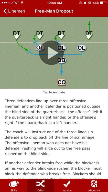 Go Coach Football screenshot-3