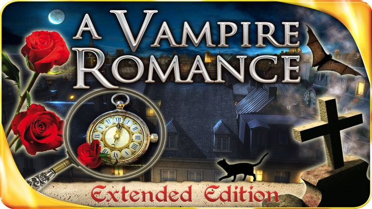 A Vampire Romance – Extended Edition - A Hidden Object Adventure screenshot-0