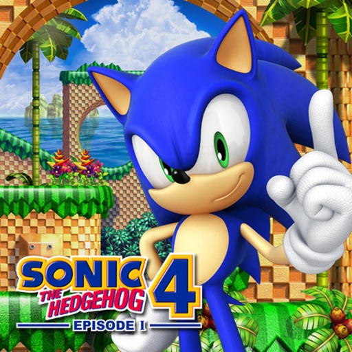 Sonic The Hedgehog 4: Episode 1 icon
