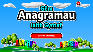 Anagramau Iaith Gyntaf