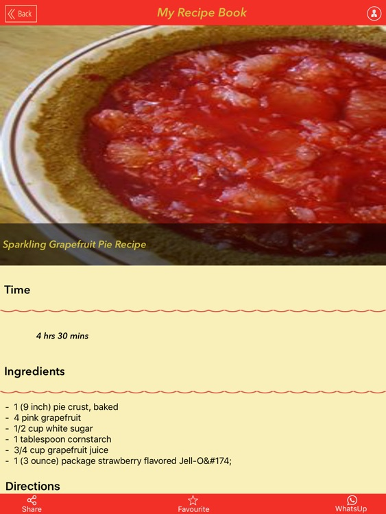 My Recipe Cookbook screenshot-3