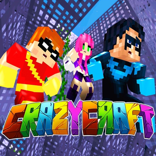 CRAZY CRAFT : ULTIMATE HEROES Edition