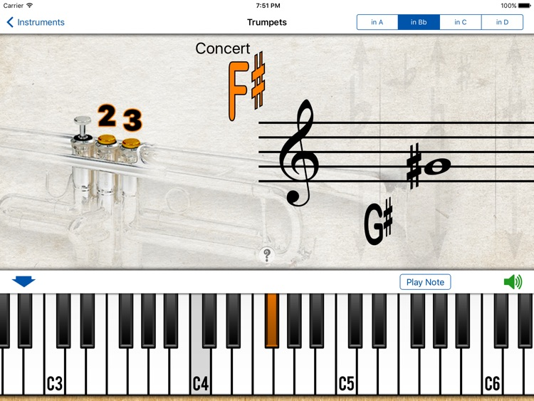 Fingering Brass screenshot-1