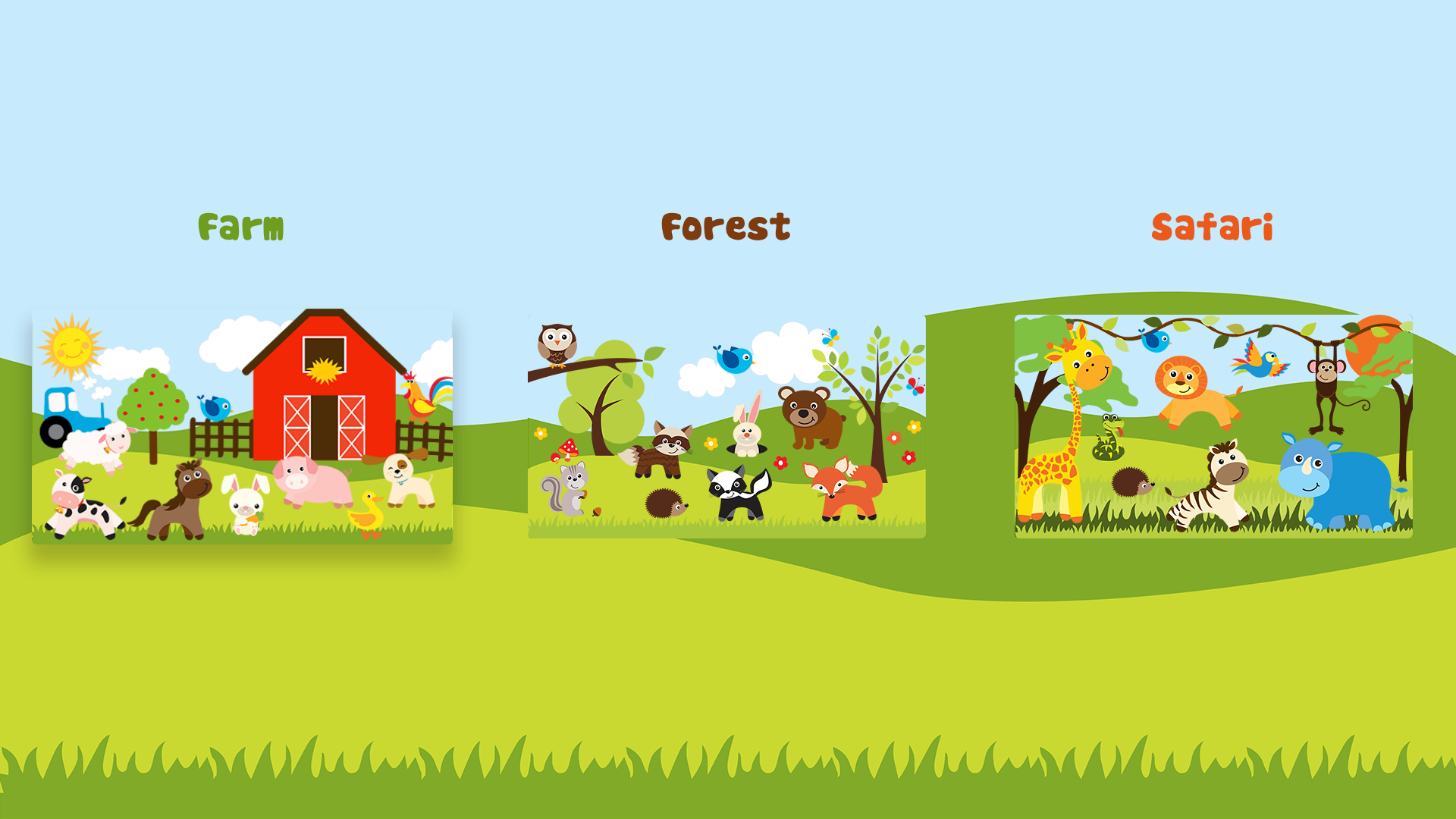 Quiz of Animals screenshot 2