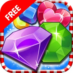 Pop Jewels Deluxe HD - Match 3 Game Jem
