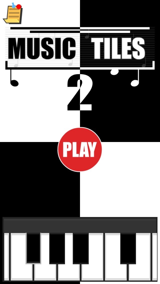 Music Tiles 2 : White Piano Screenshot