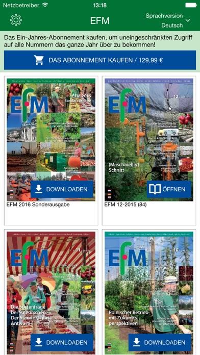 European Fruit MagazineScreenshot von 2