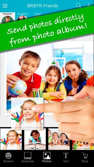 download BRIEFR Messaging apps 4