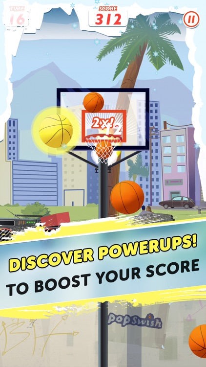 PopSwish Basketball by Andrew Wiggins screenshot-3