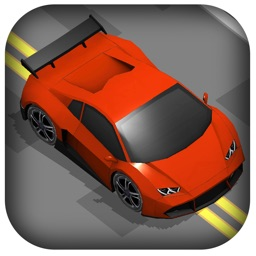 3D Zig-Zag Drag Car -  Real Stunt Drift Bike Car Racing Game