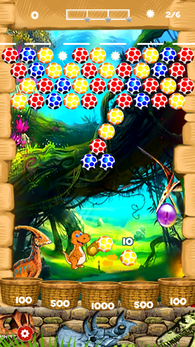 Egg Bubble Shooter 2016 screenshot three