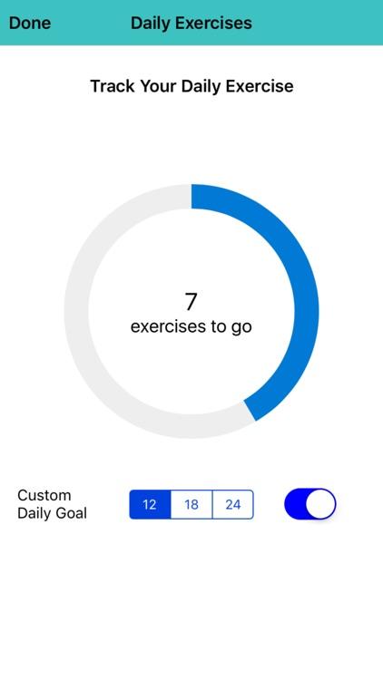 iDetox - Eyestrain Monitor screenshot-3
