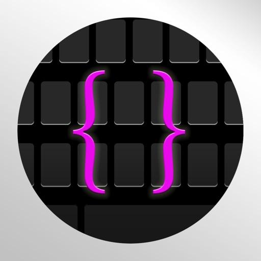 Code keyboard iOS App