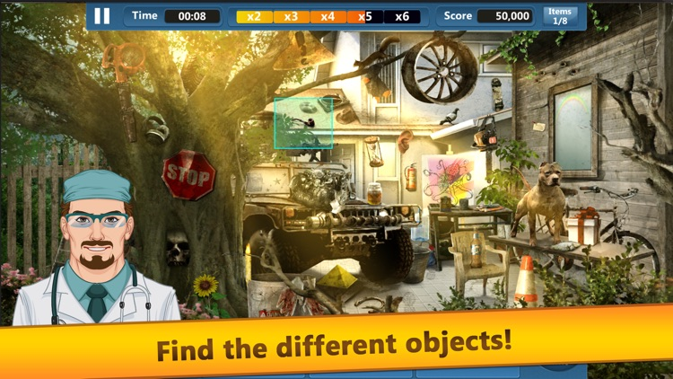World of Crimes - Hidden Object screenshot-3