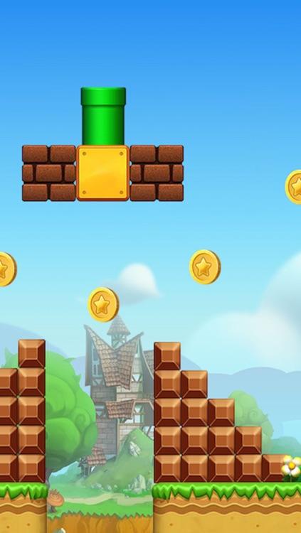 Super Bird  Adventure: Run and Jump Flappy Free Games for Kids by Top Fun 2 screenshot-4