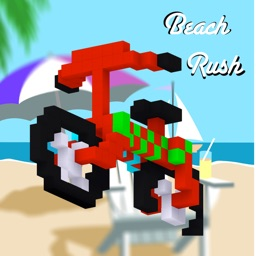 Beach Rush - Endless Arcade Hopper