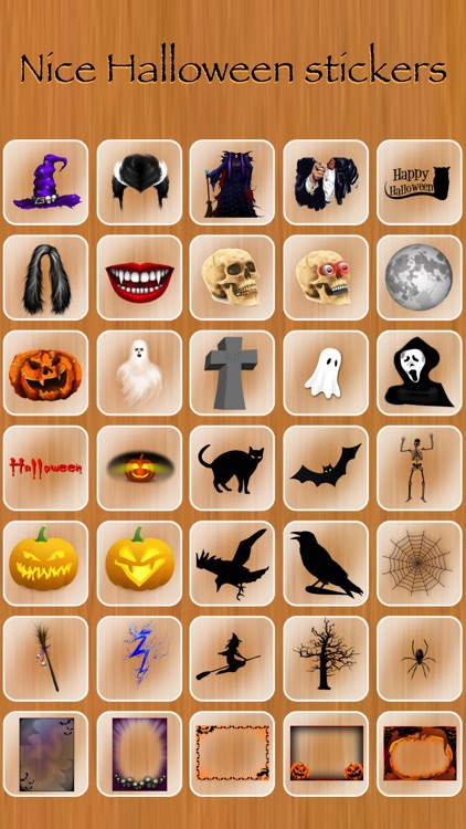 Halloween Booth : add some horror, mysticism and fun to your photos! screenshot-4