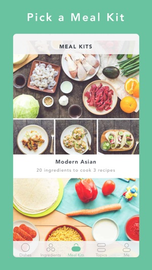 Handpick recipes ingredients on the app store forumfinder Images