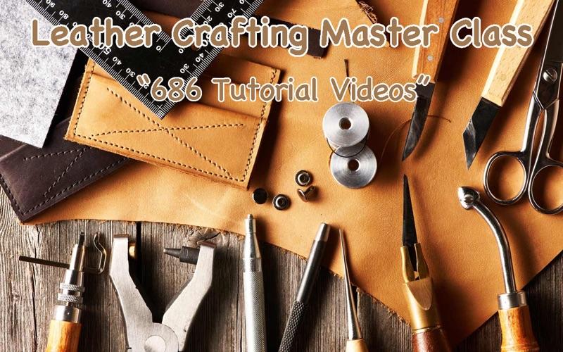 点击获取Leather Crafting Master Class