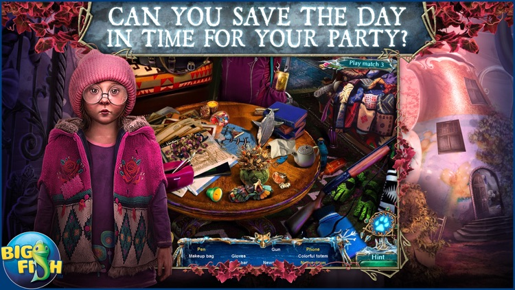 Surface: Alone in the Mist - A Hidden Object Mystery (Full) screenshot-1