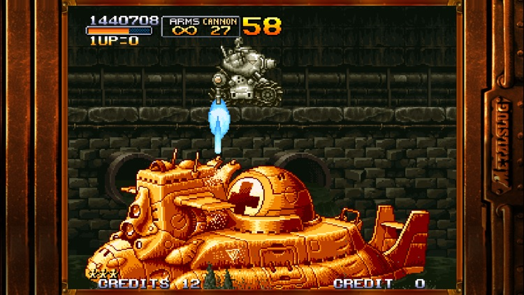METAL SLUG 2 screenshot-1