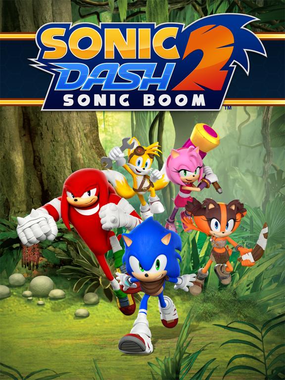 Sonic Dash Jetzt Kostenlos Spielen