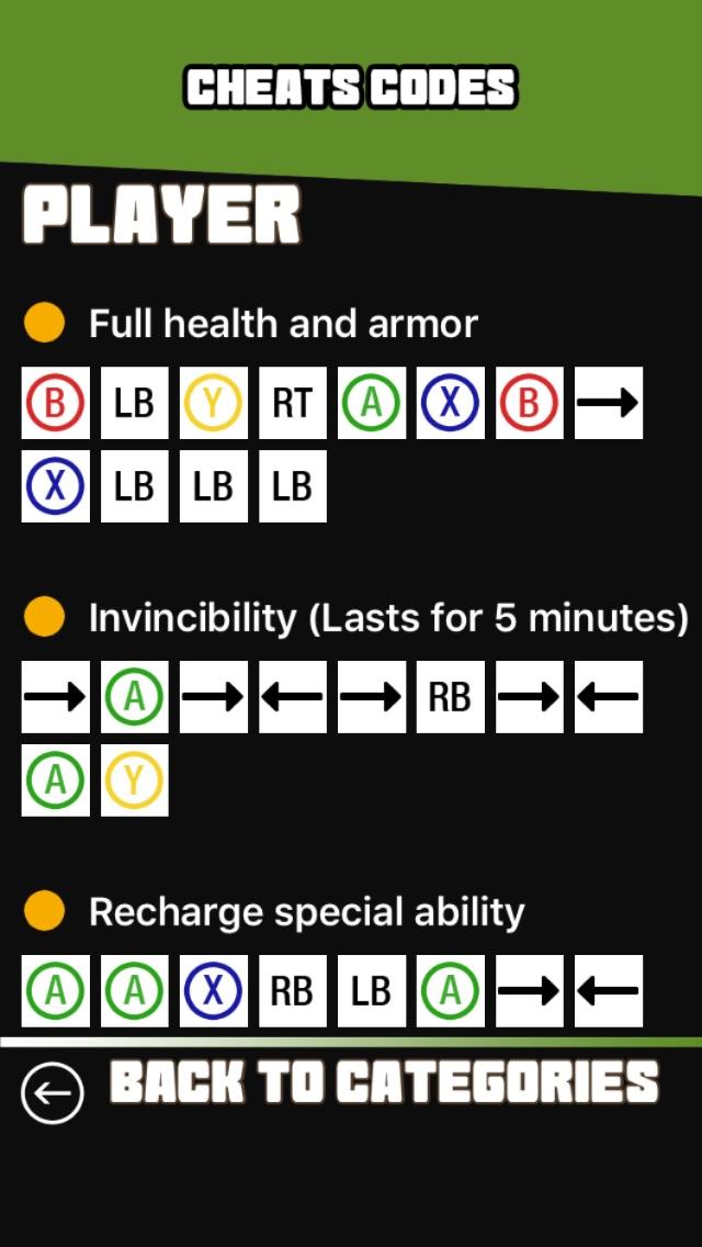 Le blockbuster Grand Theft Auto 5 propose toute une batterie d'astuces et de triches permettant de se rendre la vie plus facile. L'ordre et les boutons sur lesquels appuyer est bien sûr différent selon la console utilisée (Xbox 360 ou Playsation 3), mais les résultats sont les mêmes.