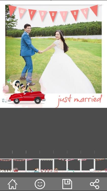 Wedding Photo Frame Free screenshot-3