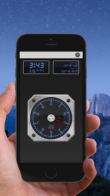 Altimeter 13 - Altitude Meter