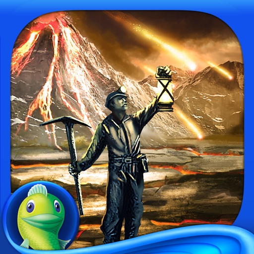 Dark Dimensions: City of Ash HD - A Mystery Hidden Object Game