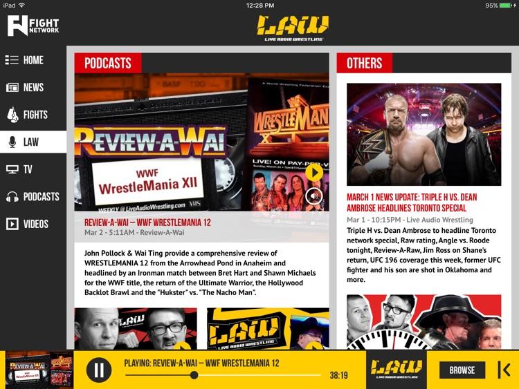 Fight Network screenshot-3