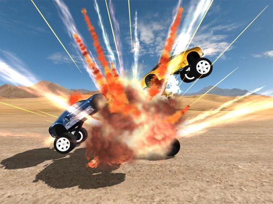 Car Boxing на iPad