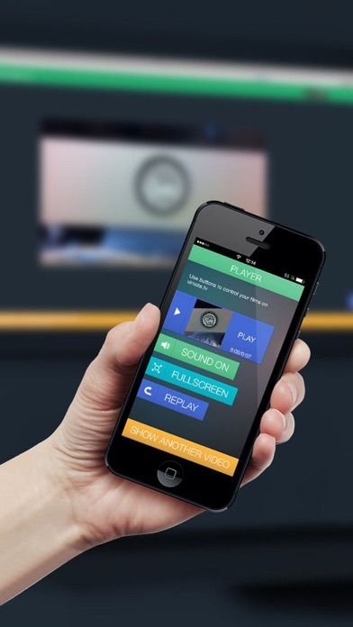 vimote - your remote videoScreenshot von 1