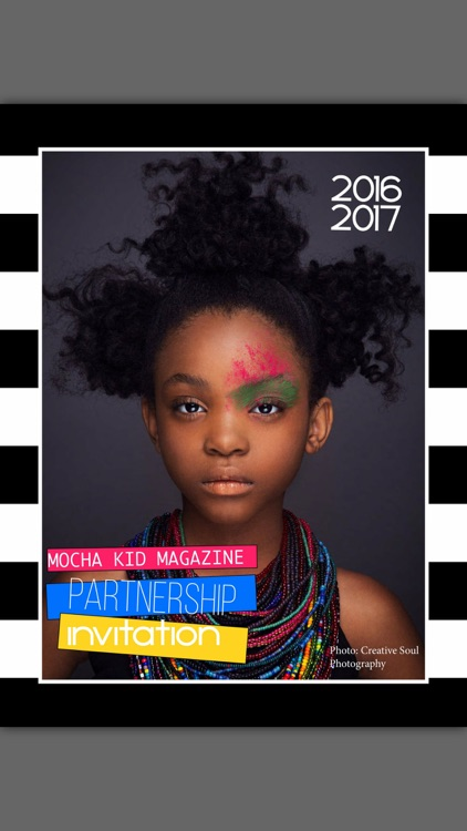 Mocha Kid Magazine screenshot-0