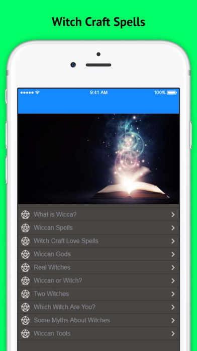 Wiccan and Witch Craft Love Spells screenshot four