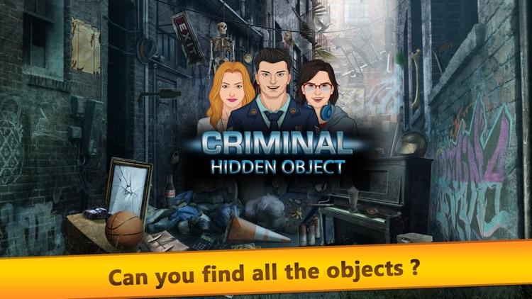 Criminal Strike - Hidden Object