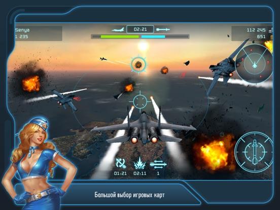 Battle of Warplanes: War Wings на iPad