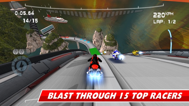 Impulse GP - Super Bike Racing Screenshot