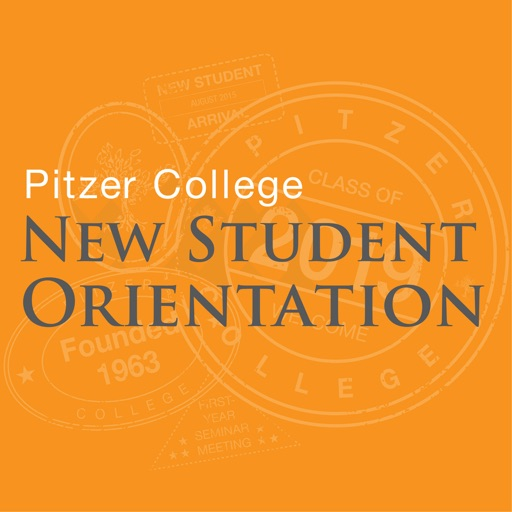 Pitzer New Student Orientation