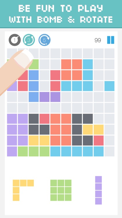 Cubie Fill The Grid Puzzles Block Buddies