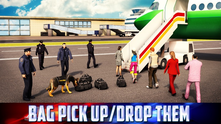 Airport Police Dog Duty Sim screenshot-4