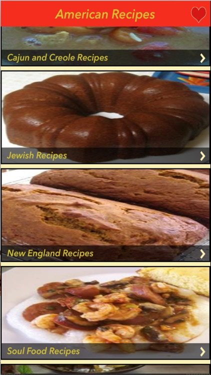 2000+ All American Recipes screenshot-1