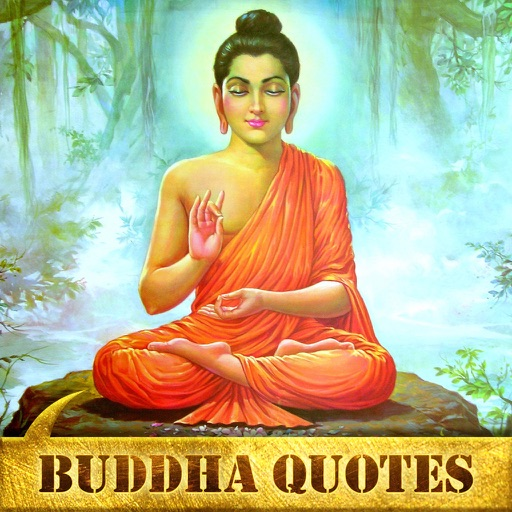 Daily Buddha Quotes Pro - Buddhist Mindfulness Words of Wisdom Every Day