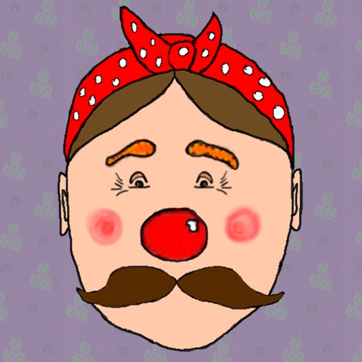 Funny Face - Puzzle for Kids