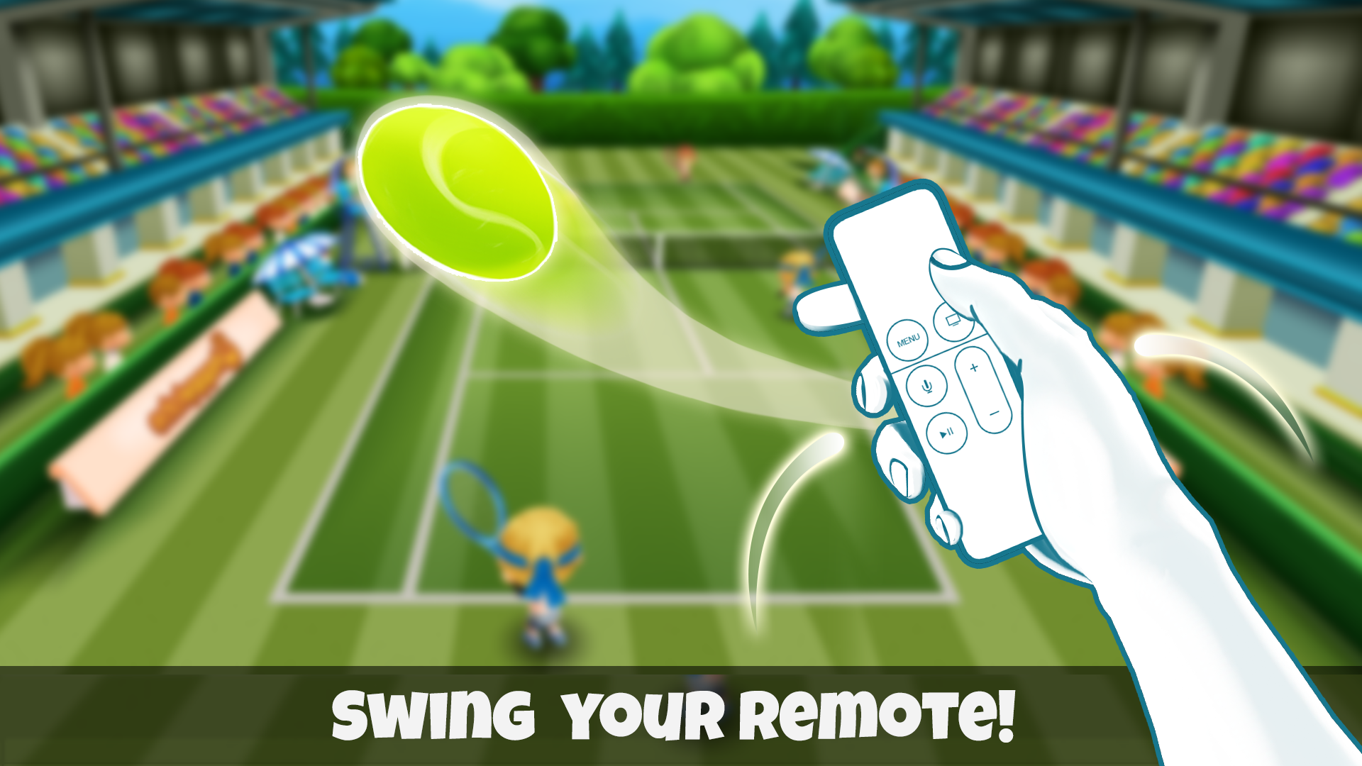 Happy Tennis screenshot 2