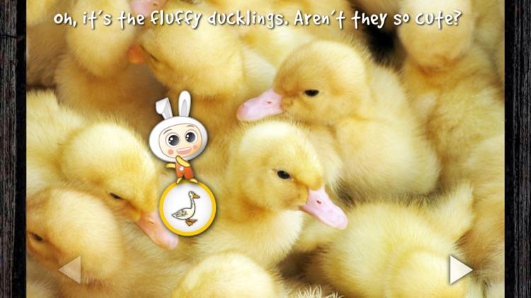 Oink! Learn Farm Animal Sound: Preschool Education screenshot-3