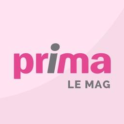 Prima le magazine féminin-créatif
