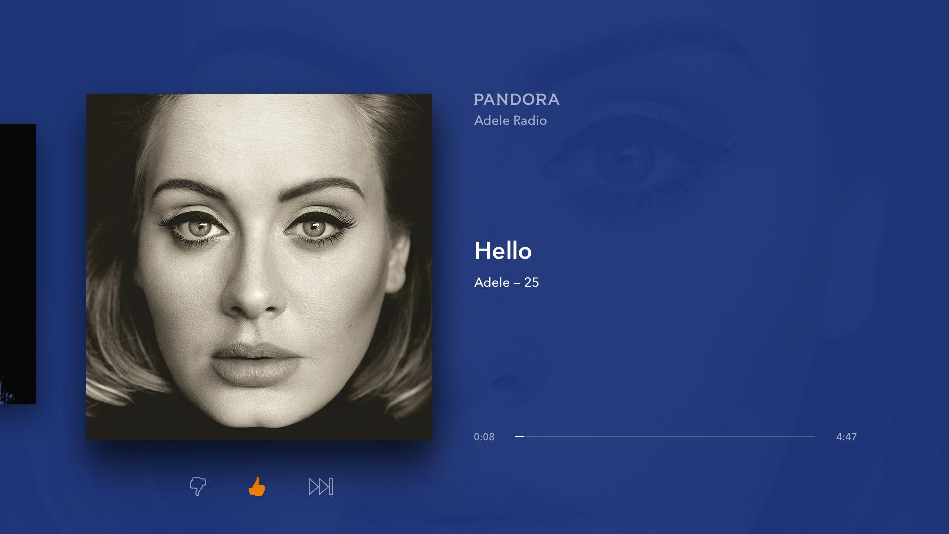 Pandora: Music & Podcasts screenshot 16