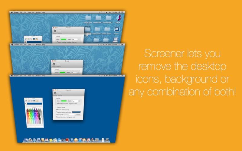 Screener: Screenshot Utility скриншот программы 2
