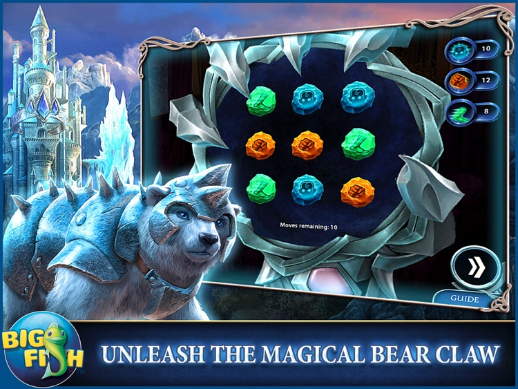 Dark Realm: Princess of Ice HD - A Mystery Hidden Object Game (Full)